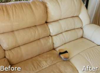 how to clean your sofa at home